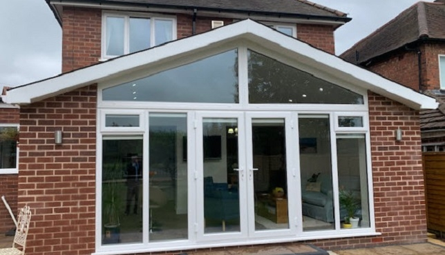 Gable Fronted Warm Roof Conservatory